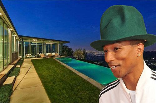 Celebrity Real Estate: Pharrell Dropped $7M on the Spectacular Skyline Residence