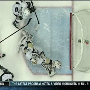 Jeff Zatkoff robs Tatar with great kick save