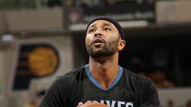 Mo Williams scores 52, Wolves top Pacers to end 15-game skid