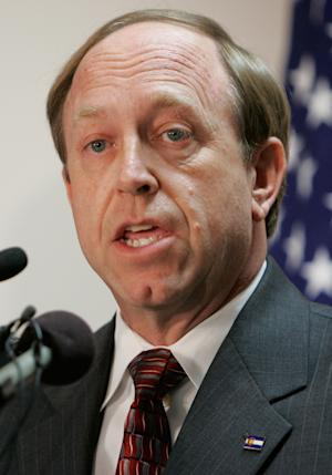 In this July 12, 2009 file photo, Colorado Attorney…