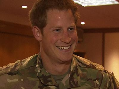 Prince Harry: I'm 'Longing to See' My Family