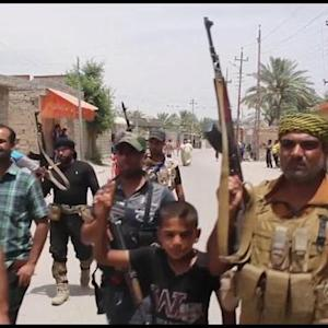 After losing Ramadi to ISIS, Iraq's military questioned