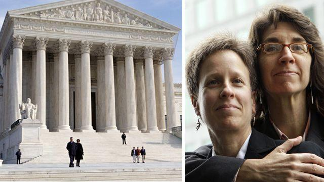 Supreme Court considers hearing same-sex marriage cases