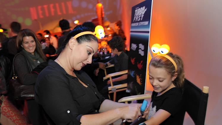A general view of atmosphere at DreamWorks Animation and Netflix's Turbo FAST Los Angeles Premiere Event, on Saturday, Dec. 7, 2013 in West Hollywood, Calif. (Photo by John Shearer/Invision for DreamWorks/AP Images)