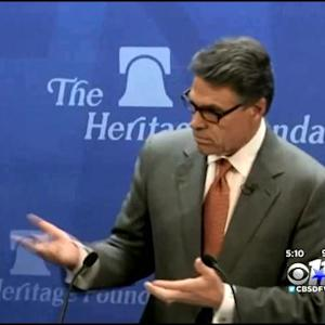 Gov. Perry Continues To Travel Despite Indictments