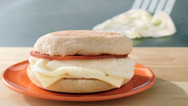 McDonald's to Serve Egg White McMuffin in April (ABC News)