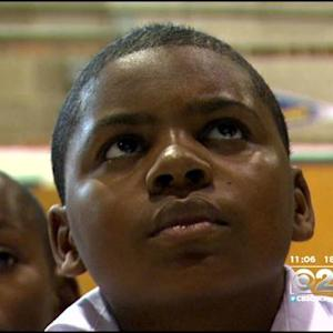 Englewood Students Learn About Mandela's Fight For Freedom