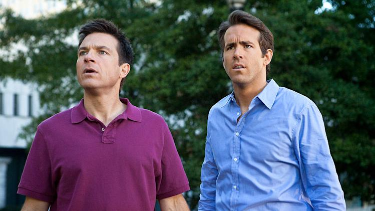 The Change Up Universal Pictures 2011 Jason Bateman Ryan Reynolds