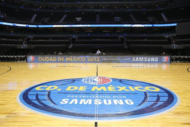 NBA game in Mexico City postponed