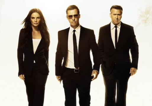 Burn Notice Renewed for 13-Episode Season 7
