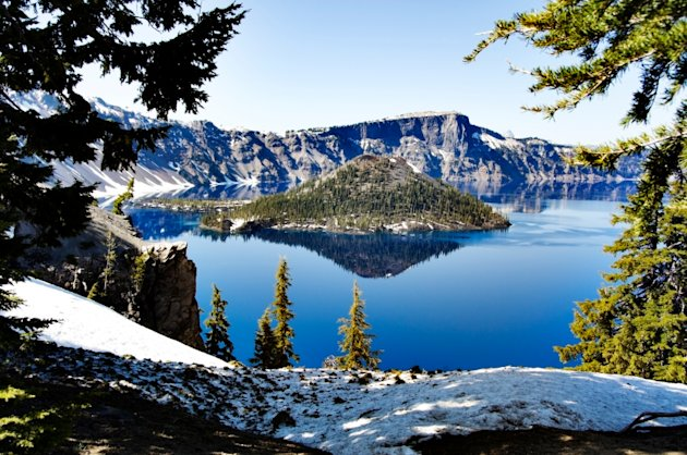 Crater-Lake-Istockphoto