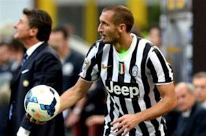 Chiellini: Juventus must improve in defense