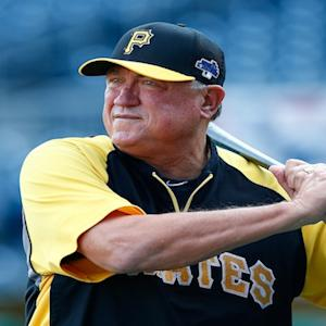 2013 National League Manager of the Year, Clint Hurdle