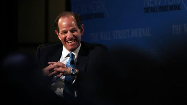Spitzer on return to politics: 'You need skin as thick as a rhinoceros'
