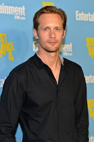 Alexander Skarsgard attends Entertainment Weekly's 6th Annual Comic-Con Celebration in San Diego on July 14, 2012 -- Getty Images