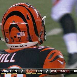 Week 16: Cincinnati Bengals running back Jeremy Hill highlights