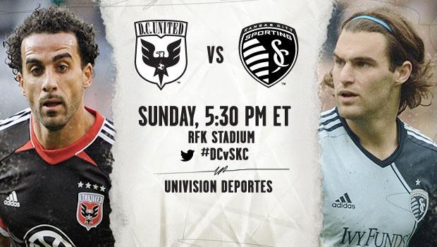 DC United vs. Sporting Kansas City | MLS Match Preview
