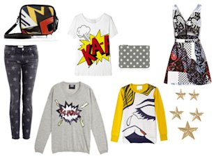 Motif Madness: Kate Bosworth, Cheryl Cole & Gwen Stefani Work This Season's Hottest Patterns!