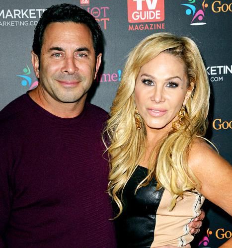 "Adrienne Maloof, Paul Nassif Settle Legal Dispute Over Kids: ""This Is a New Beginning"""