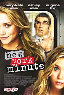 Poster of New York Minute