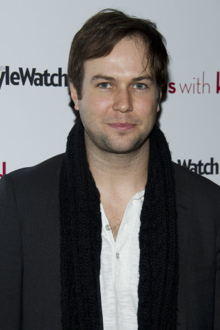 "FILE - Taran Killam attends a screening of ""Friends with Kids"" hosted by the Cinema Society in New York, in this March 5, 2012 file photo. Killam appeared in a sketch Saturday Sept. 15, 2012 as Ryan, attempting to clarify his past athletic achievements. (AP Photo/Charles Sykes, File)"