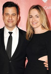 Jimmy Kimmel and Molly McNearney | Photo Credits: Steve Granitz/WireImage