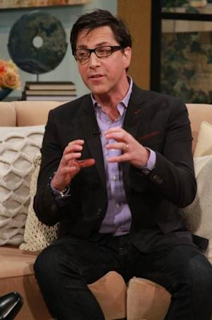 'Scandal's' Dan Bucatinsky visits Access Hollywood Live on February 7, 2014 -- Access Hollywood