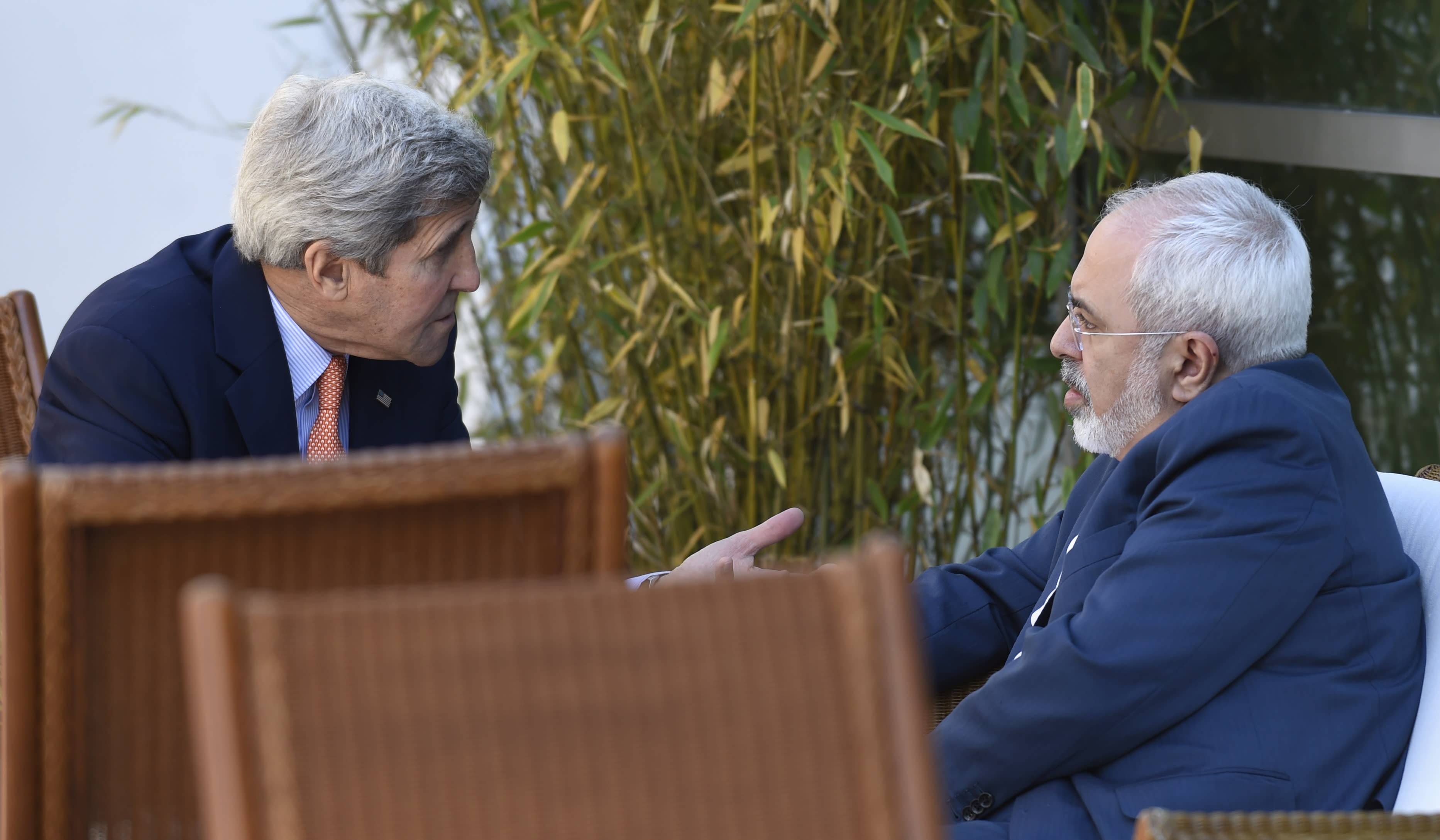 US, Iran hold 'intense' nuclear talks month before deadline