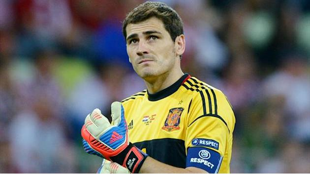 World Cup - Casillas: Spain pairing with Netherlands odd