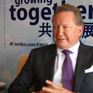 Forrest Says Fortescue's Debt `Totally Manageable'