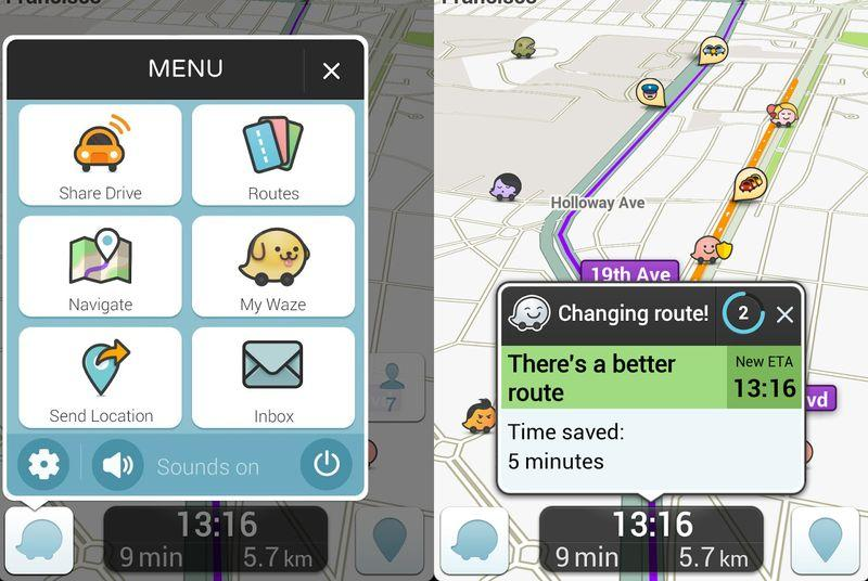 Waze could come pre-installed on your next Android phone