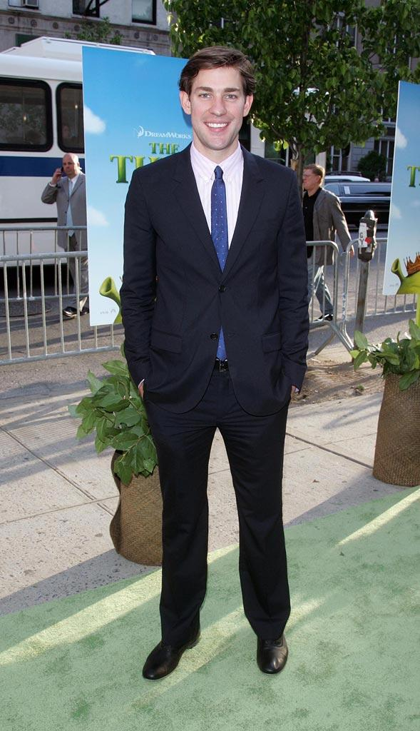 "John Krasinski at the ""Shrek the Third"" New York City Screening. - May 14, 2007"