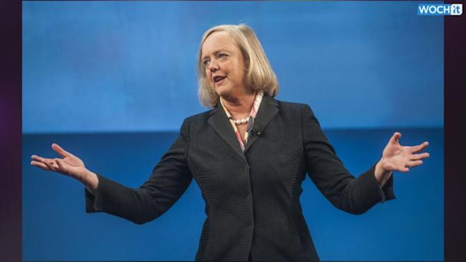 Happy Christmas! HP CEO Meg Whitman In 150m% Salary Jump