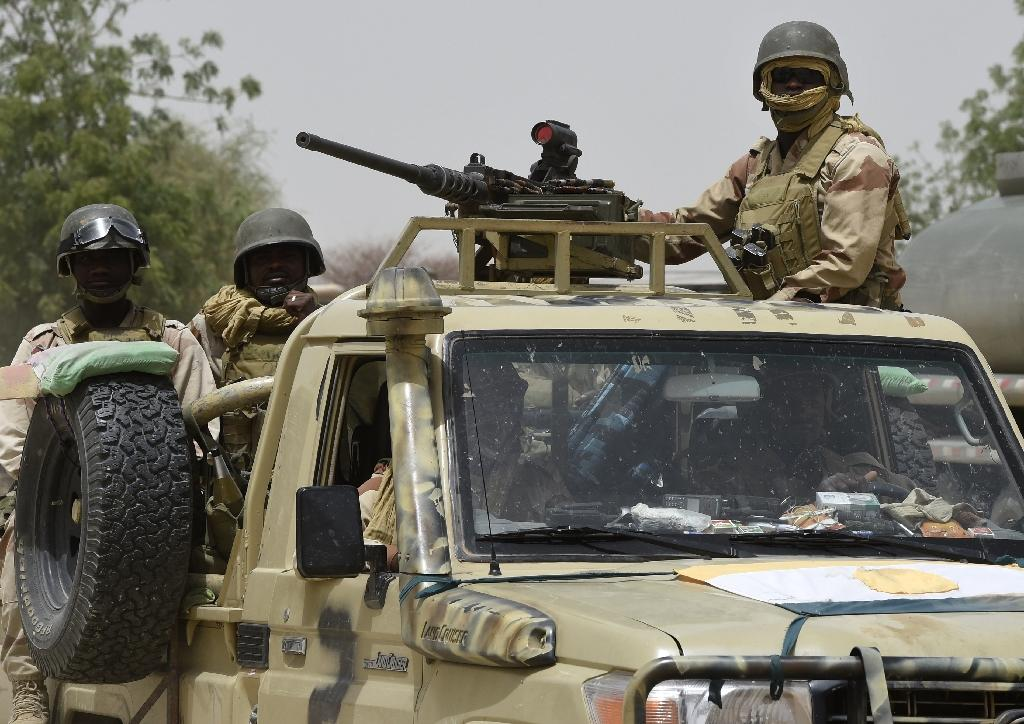 Niger journalist arrested for 'collaborating' with Boko Haram