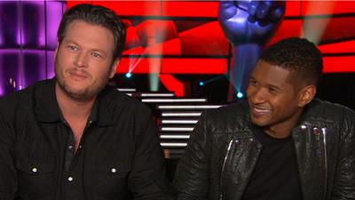 How Has Usher Changed The Dynamic On 'The Voice' Season 4?