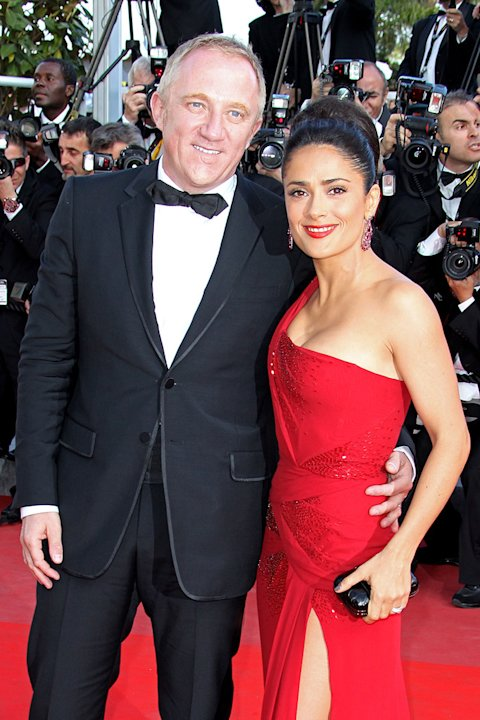 63rd Annual Cannes Film Festival 2010 Salma Hayek