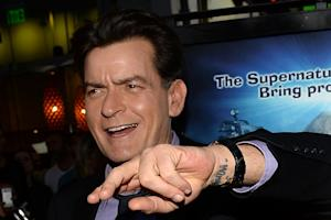 Charlie Sheen Apparently Wants to Play Nice With Chuck Lorre Again