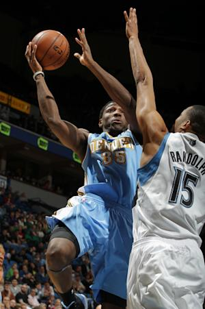 Nuggets beat Wolves to lock down 6th seed in West