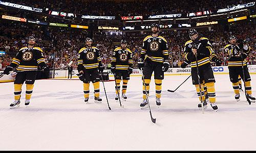 2013 Stanley Cup Final: Boston Bruins lose in Game 6
