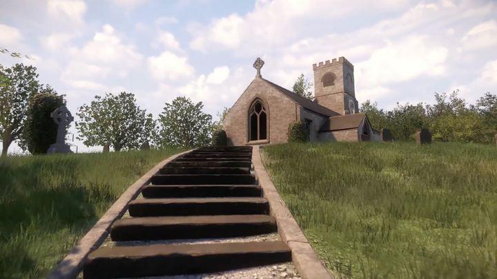 Everybody's Gone to the Rapture almost made me cry in a room of strangers