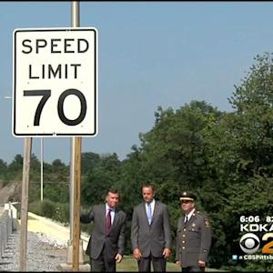 Pennsylvania Speed Limit Increased To 70 MPH