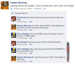 Here's The Guy Behind That Hilarious Viral 'QBs On Facebook' Spoof