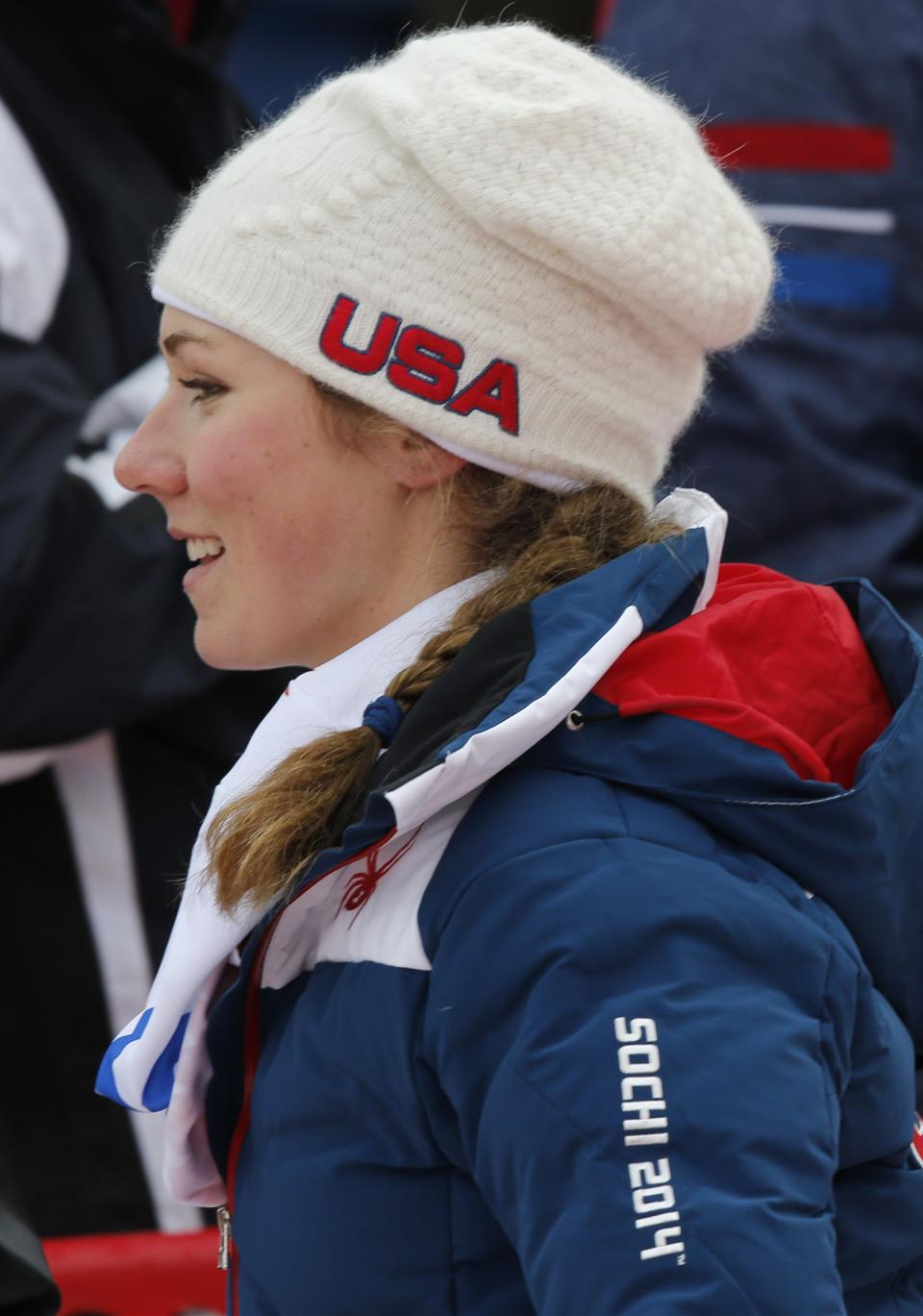 US teen Mikaela Shiffrin wins Olympic slalom gold