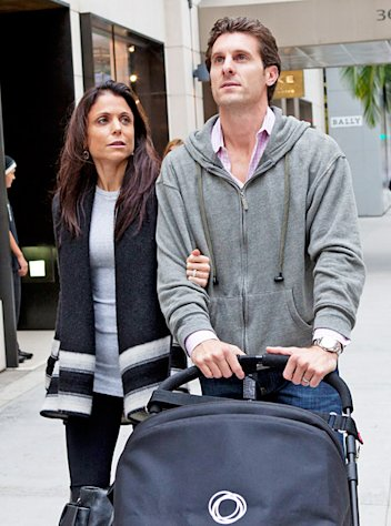 Bethenny Frankel &quot;Unhappy&quot; with Husband Jason Hoppy