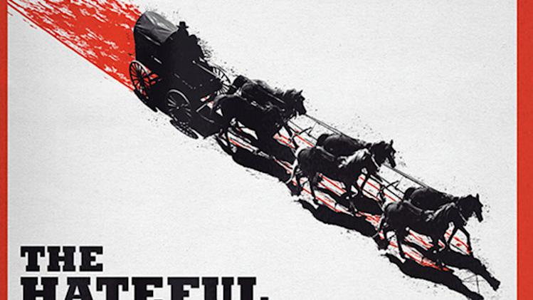 Watch the teaser trailer for Quentin Tarantino's 'The Hateful Eight'