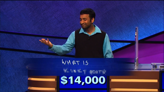 'Jeopardy' Contestant's Funny And Completely Wrong Answer