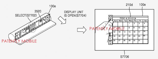 Get ready to roll: Samsung patents show flexible, foldable phones and tablets