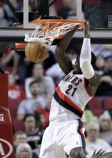 Grizzles top Blazers for franchise-record 51st win