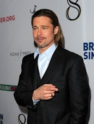Actor Brad Pitt in Los Angeles in March. David Cronenberg, Ken Loach and Michael Haneke are among the top filmmakers set to compete at next month's Cannes film festival, organisers said Thursday, in a line-up studded with stars from Pitt to Nicole Kidman
