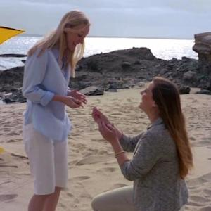 Woman Plans Elaborate Surprise Proposal That Will Melt Your Heart